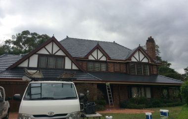 Top View Roof Restoration & Painting Services