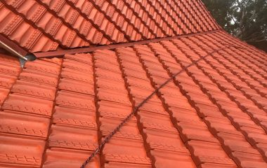 Clay Roof Painting