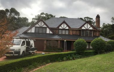 affordable roof painting & cleaning services