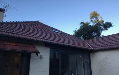 clay roof painting services