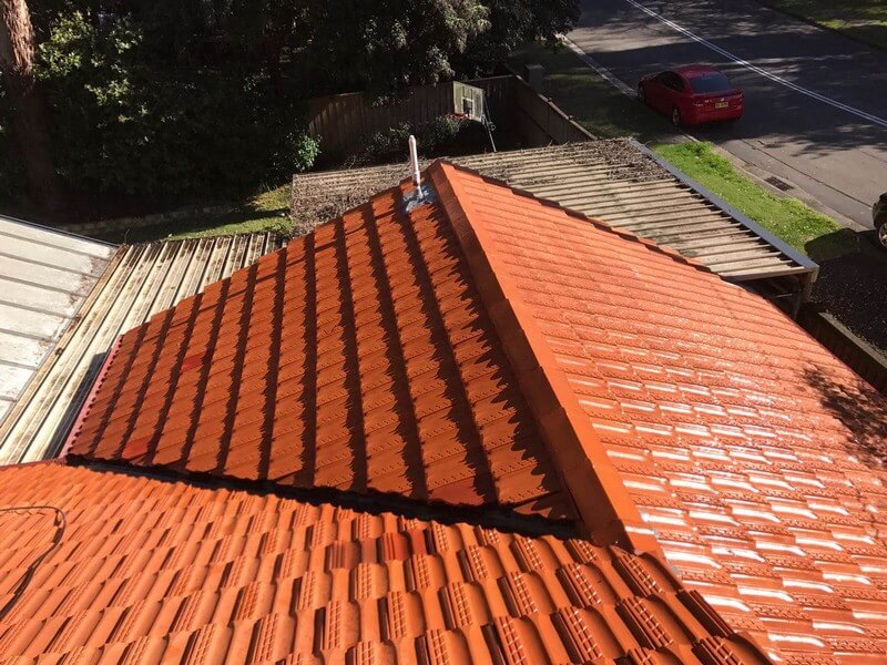 Terracotta & Concrete ROOF REPAIR SYDNEY